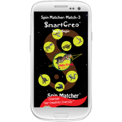 Spin-Matcher Match-3 Mobile...