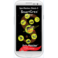 Spin Matcher - Match-3 Mobile App